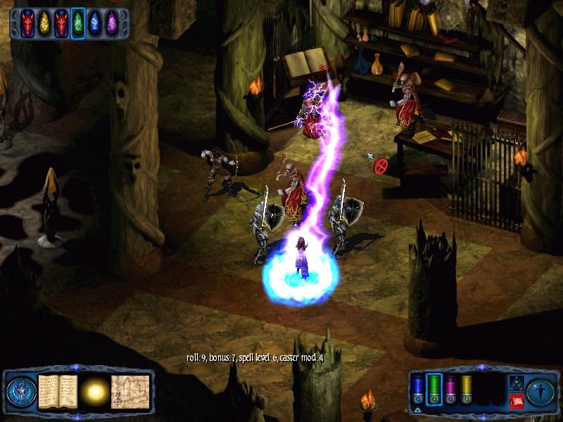 Игры / Cияющий Источник Руины Мит Драннора / Pool of Radiance Ruins